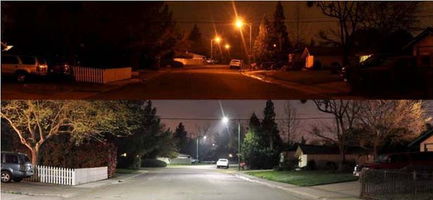 Streetlight Conversion: Bright savings through LED Lighting...