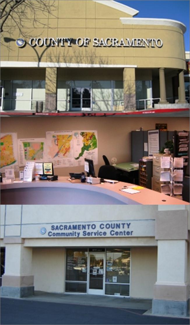 Sacramento County Building Permits Online